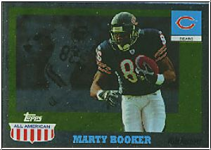 NFL 2003 Topps All American Foil - No 24 - Marty Booker