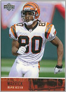 NFL 2003 Upper Deck - No 180 - Peter Warrick