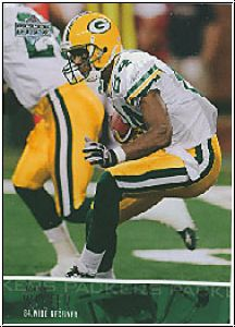 NFL 2003 Upper Deck - No 24 - Javon Walker