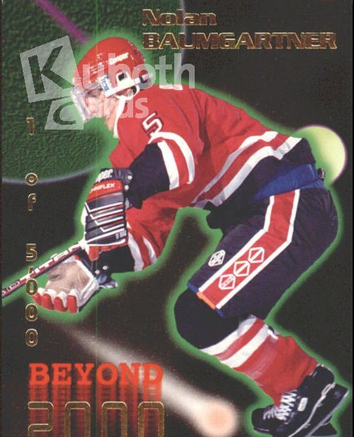 NHL 1995 Signatures Rookies Auto-Phonex Beyond 2000 - No B1-B5
