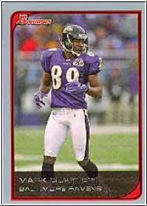 NFL 2006 Bowman - No 67 - Mark Clayton