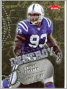 NFL 2006 Fleer Seek and Destroy - No SD-DF - Dwight Freeney