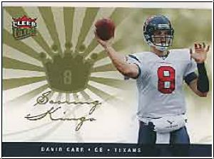 NFL 2006 Ultra Scoring Kings - No SK-DC - David Carr