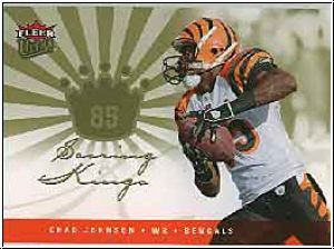 NFL 2006 Ultra Scoring Kings - No SK-CJ - Chad Johnson