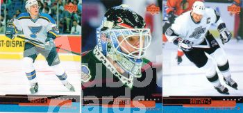 NHL 1999-00 Upper Deck - No 1 - 135 - Serie 1 kpl. Satz