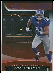 NFL 2006 Playoff Prestige Prestigious Pros Orange - No PP-1