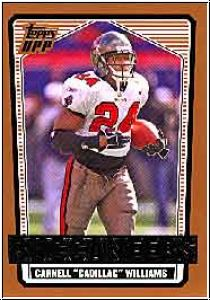 NFL 2007 Topps Draft Picks & Prospects - No 47 - C. Williams