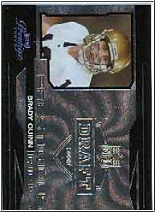 NFL 2007 Playoff Prestige Prestigious Picks - No PK-9