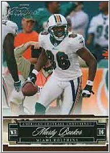 NFL 2007 Playoff Prestige - No 80 - Marty Booker