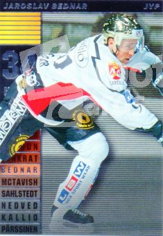 FIN/NHL 2000-01 Finnish Cardset Master Blasters - No 4 of 9