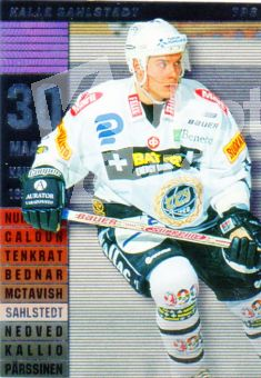 FIN/NHL 2000-01 Finnish Cardset Master Blasters - No 6 of 9