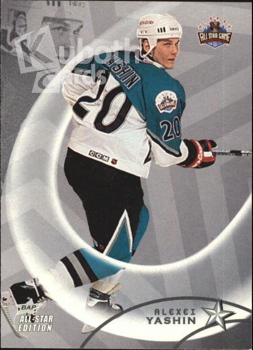 NHL 2002-03 BAP All-Star Edition - No 97 - Alexei Yashin