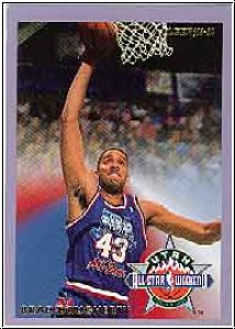NBA 1993 / 94 Fleer All-Stars - No 1 of 24 - Brad Daugherty