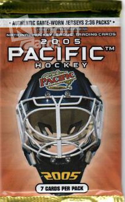 NHL 2004-05 Pacific