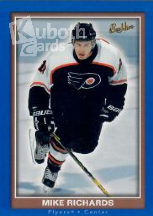 NHL 2005-06 BeeHive Blue - No 116 - Mike Richards