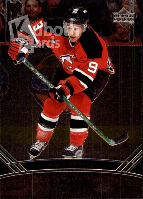NHL 2006-07 Black Diamond - No 51 - Zach Parise