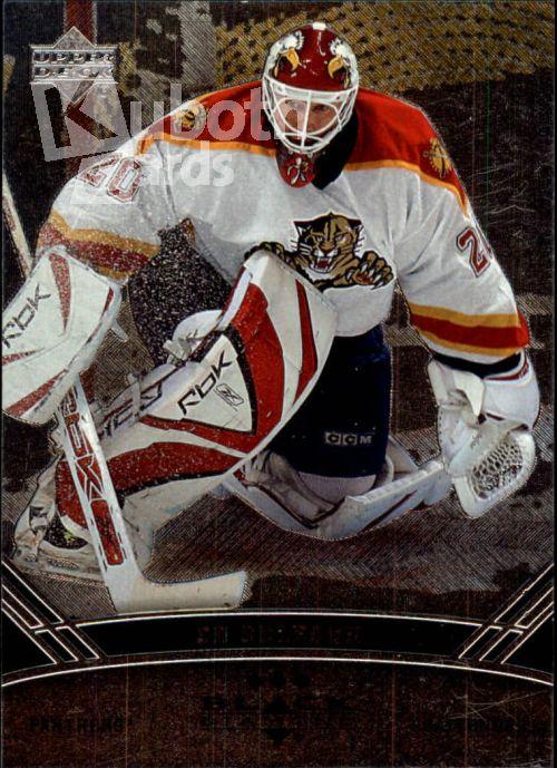 NHL 2006-07 Black Diamond - No 137 - Ed Belfour