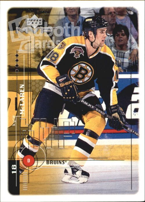 NHL 1998-99 Upper Deck MVP - No 15 - Kyle McLaren