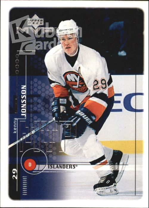 NHL 1998-99 Upper Deck MVP - No 130 - Kenny Jonsson