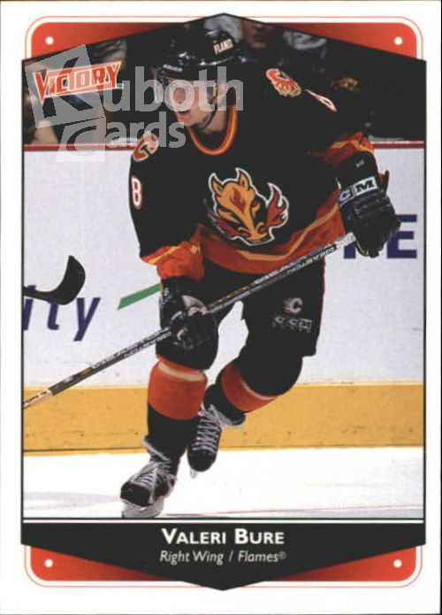 NHL 1999-00 Upper Deck Victory - No 44 - Valeri Bure