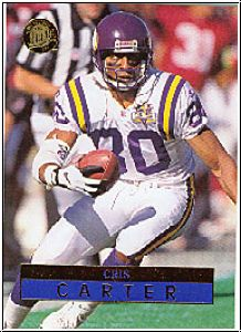 NFL 1996 Ultra - No 86 - Cris Carter