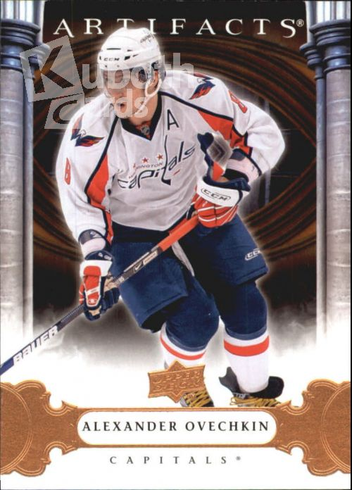 NHL 2009-10 Artifacts - No 77 - Alexander Ovechkin