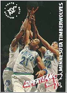 NBA 1993 / 94 Stadium Club Super Teams - No 16 of 27