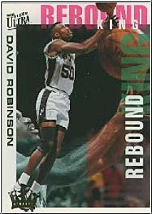NBA 1994 / 95 Ultra Rebound Kings - No 8 of 10