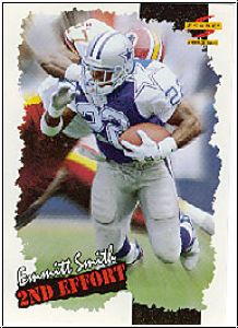 NFL 1996 Score - No 251 - Emmitt Smith