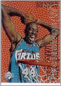 NBA 1996 / 97 Upper Deck Rookie Exclusives - No R4