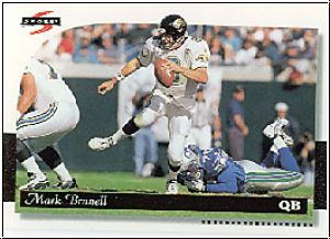 NFL 1996 Score - No 89 - Mark Brunell