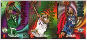 NBA 1997 / 98 Z-Force - No NN0 - Hill / Stackhouse / Walker