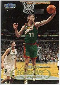 NBA 1998 / 99 Fleer Tradition - No 59 - Detlef Schrempf