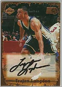 NBA 1999 Collectors Edge Rookie Rage Signatures - No 26