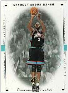 NBA 1998 / 99 SP Authentic - No 87 - Bryant Reeves