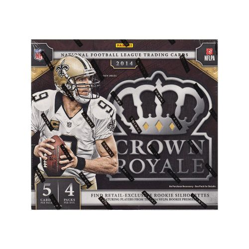NFL 2014 Panini Crown Royale Retail
