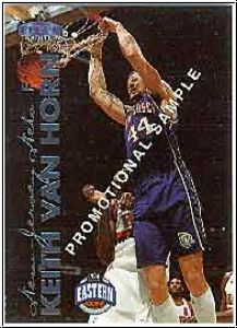 NBA 1999 / 00 Fleer - No 3 - Keith van Horn