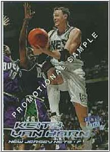 NBA 1999 / 00 Ultra - No 64B - Keith van Horn