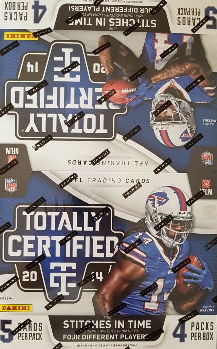 NFL 2014 Panini Totally Certified