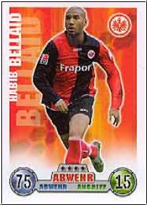 Fussball 2009 Topps Match Attax - No 112 - Habib Bellaid