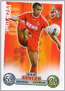 Fussball 2009 Topps Match Attax - No 205 - Ümit Özat