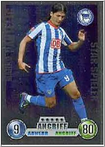 Fussball 2009 Topps Match Attax - No 18 - Marko Pantelic