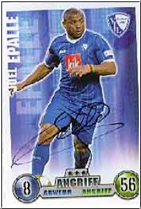 Fussball 2009 Topps Match Attax - Joel Epalle