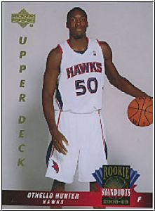 NBA 2008 / 09 Upper Deck Lineage Rookie Standouts - No RS-50