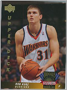 NBA 2008 / 09 Upper Deck Lineage Rookie Standouts - No RS-43