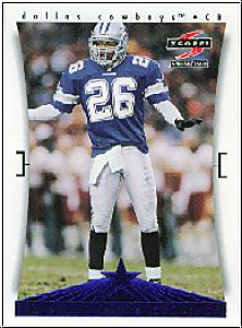 NFL 1997 Score Dallas Cowboys - No 11/15 - Kevin Smith