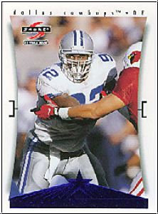NFL 1997 Score Dallas Cowboys - No 15/15 - Tony Tolbert