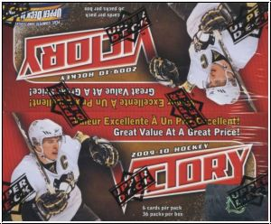 NHL 2009-10 Upper Deck Victory