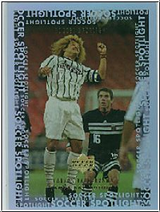 Fussball 2000 Upper Deck MLS Soccer Soccer Spotlight - No S14