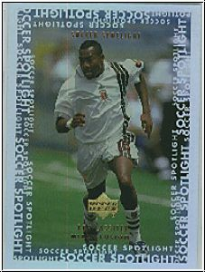 Fussball 2000 Upper Deck MLS Soccer Soccer Spotlight - No S5
